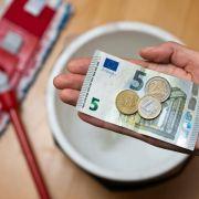 Große Koalition beim gesetzlichen Mindestlohn auf der Zielgeraden (Foto)