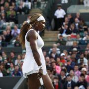 Überraschung in London:Serena Williams raus (Foto)