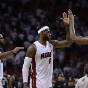 Nach James steigen auch Wade und Haslem bei Miami aus (Foto)