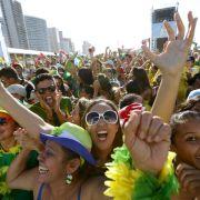 «Fehlen noch drei»: Brasilien sieht sich auf «Hexa»-Kurs (Foto)