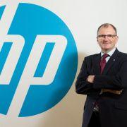 HP-Europachef hofft auf Trendwende im Jahr 2015 (Foto)