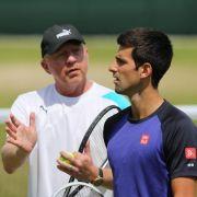 Becker als Trainer in Wimbledon: Etwas Neues für mich (Foto)
