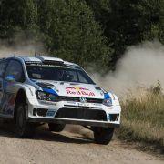 Rallye-Weltmeister Ogier gelingt fünfter Saisonsieg (Foto)