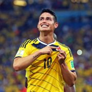 Kolumbiens neuer Heilsbringer:James Rodriguez (Foto)
