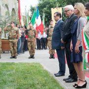 Steinmeier gedenkt der Opfer der deutschen Wehrmacht in Italien (Foto)
