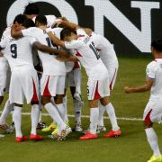 WM-Wunder Costa Rica: Achtelfinal-Sieg gegen Griechen (Foto)