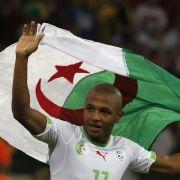 Algerier vor Spiel ihres Lebens gegen DFB-Elf (Foto)