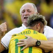Brasilien kämpft weiter: «Nur der Titel zählt» (Foto)
