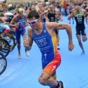 Triathlon-Weltmeister Gomez gewinnt auch in Chicago (Foto)