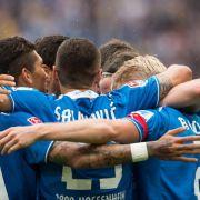 Hoffenheim gibt sich bescheiden:Kein forsches Ziel (Foto)