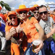 Starke Quote für die Niederländer (Foto)