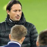 Bayer 04 startet mit neuem Coach Schmidt ins Training (Foto)