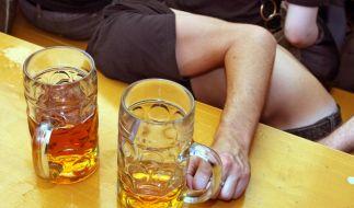 Übermäßiger Bierkonsum wird oft unterschätzt. (Foto)