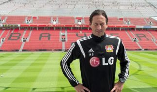 Neuer Bayer-Coach Schmidt will mit Offensive begeistern (Foto)
