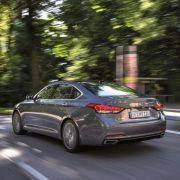 Neues Hyundai-Topmodell Genesis kostet 65 000 Euro (Foto)