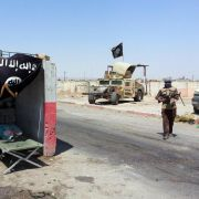 Heftige Gefechte im Irak (Foto)