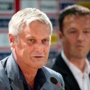 Armin Veh zurück beim VfB:«Ich bin kein Zauberer» (Foto)