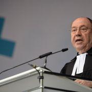 EKD-Ratsvorsitzender Schneider legt überraschend sein Amt nieder (Foto)