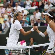 Drei Tschechinnen im Wimbledon-Viertelfinale (Foto)