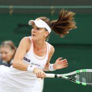 Weltranglistenvierte Radwanska verliert in Wimbledon (Foto)