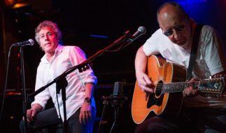 The Who gehen nochmal auf Tournee (Foto)