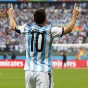 Argentiniens di Maria kickt Schweiz aus der WM (Foto)