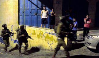 Drei vermisste Jugendliche sind tot - Israel droht der Hamas (Foto)