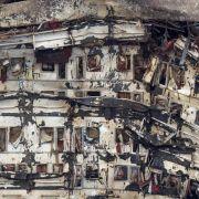 Wrack der «Costa Concordia» wird in Genua verschrottet (Foto)