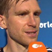 «Wat woll'n Se?»: Per Mertesacker vs. ZDF-Reporter Büchler.