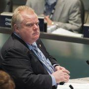 Torontos Skandalbürgermeister hofft nach Reha auf Wiederwahl (Foto)