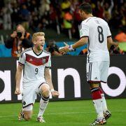 Prominente erleichtert über Deutschland-Sieg (Foto)