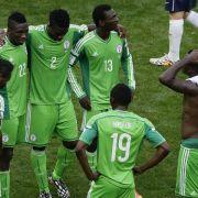 Afrika trauert:WMfür alle fünf Teams beendet (Foto)