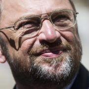 Schulz als EU-Parlamentspräsident wiedergewählt (Foto)