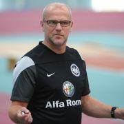 Schaaf startet freudig in Traineramt in Frankfurt (Foto)