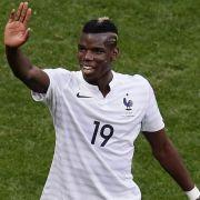 Frankreich hofft auf Renaissance - Pogba gefeiert (Foto)