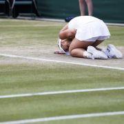 Lisickis Wimbledon-Geschichte geht weiter (Foto)