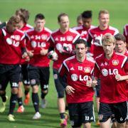 Leverkusen und Mainz eröffnen 1. Pokalrunde (Foto)