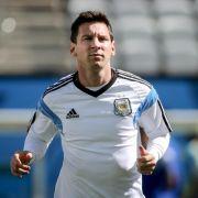 Steueraffäre: Finanzbehörden wollen Anklage gegen Messi (Foto)