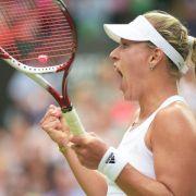 Kerber und Lisicki überzeugen in Wimbledon (Foto)
