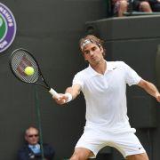 Federer und Wawrinka imWimbledon-Viertefinale (Foto)