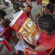 Ebola-Ansteckung von Touristen unwahrscheinlich (Foto)