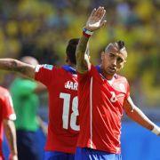 Feilschen um Vidal: «Kingarturo» bald doch ein Bayer? (Foto)