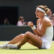 Safarova und Kvitova erste Wimbledon-Halbfinalistinnen (Foto)