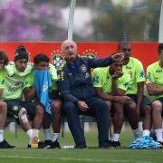 Entwarnung bei Brasilien: Neymar kann spielen (Foto)