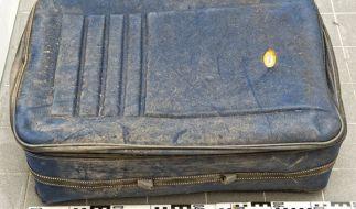 In Koffern verpackt wurden in den USA am Straßenrand zwei Frauenleichen gefunden. (Foto)