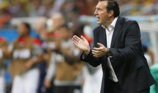 Wilmots: «Wollen auch gegen Argentinien gewinnen» (Foto)