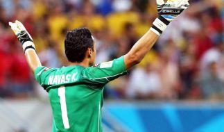 Navas, Rodríguez und Ochoa: Die Überraschungen der WM (Foto)