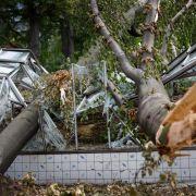 Versicherer: 650 MillionenEuro Schaden durch Pfingstunwetter (Foto)