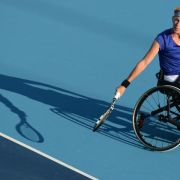 Im Rolli zum Sieg:Ellerbrock hofft auf Wimbledon-Titel (Foto)