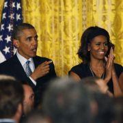 Barack Obama ist süchtig nach Crack-Kuchen (Foto)